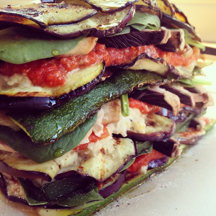 Vegetable Lasagna | Food & Drink | Pinterest