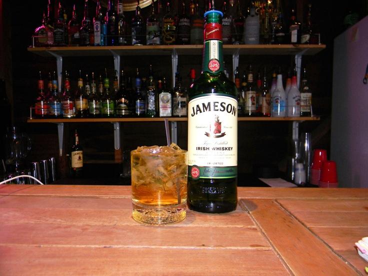 My favorite drink. Jameson and Ginger | Cocktails | Pinterest