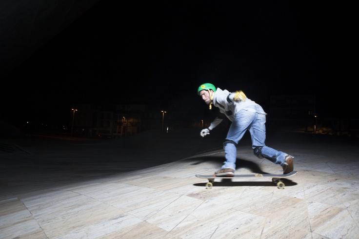 skate LOngboard CAsa da Musica - Porto , Portugal , foto : André