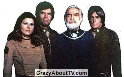 Galactica 1980 TV Show Cast Members