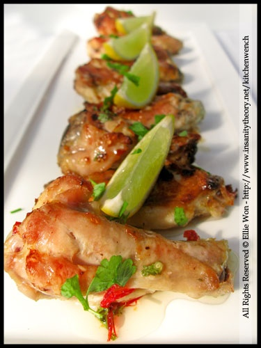 Chilli Lime Chicken Wings | Main Dish | Pinterest