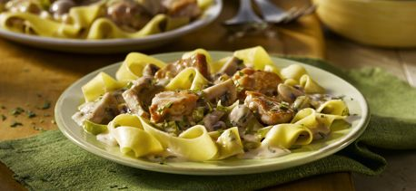 Slow Cooker Chicken Stroganoff | Yum yums for the tummy! | Pinterest