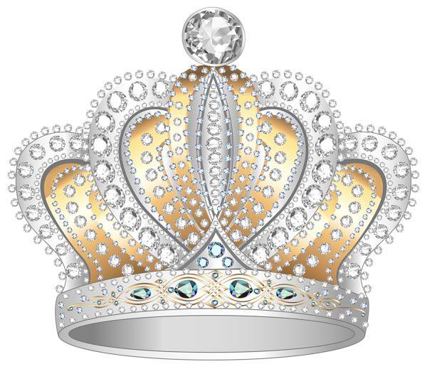Gold queen crown png