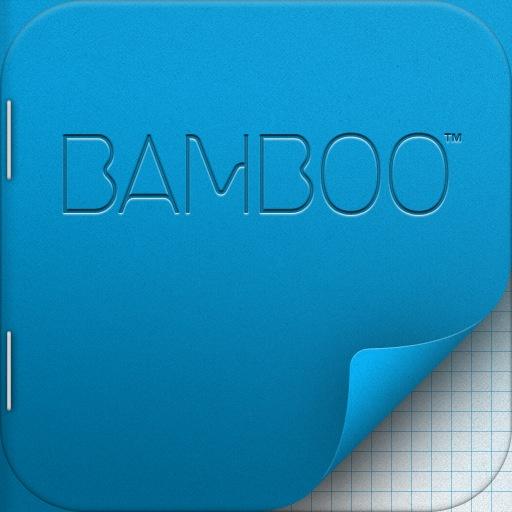 Bamboo Paper iOS App Icon
