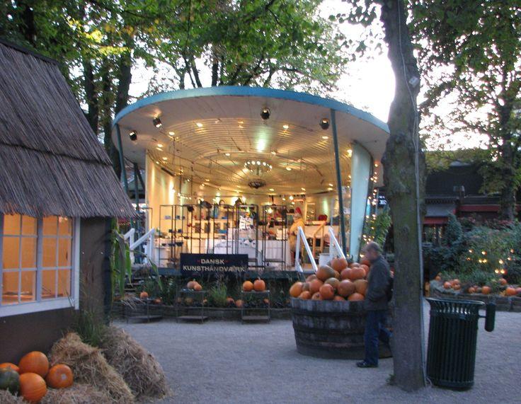tivoli village halloween events