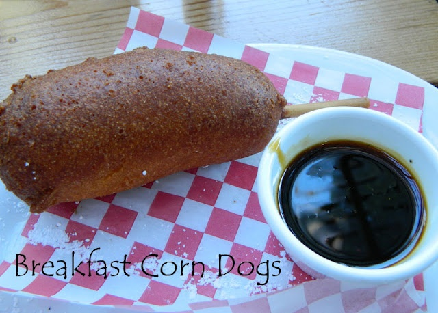 Breakfast Corn Dogs | pancakes waffles & french toast | Pinterest