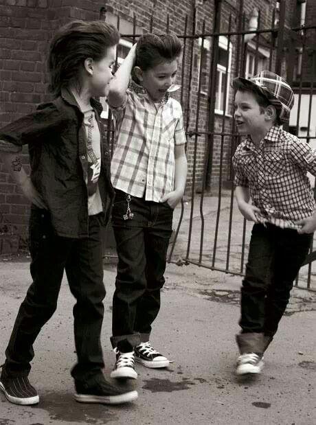 Awe  little rockabilly boys   Rockabilly Little Boy