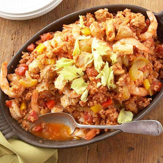 Chicken & Shrimp Jambalaya | Yummy in my tummyy | Pinterest