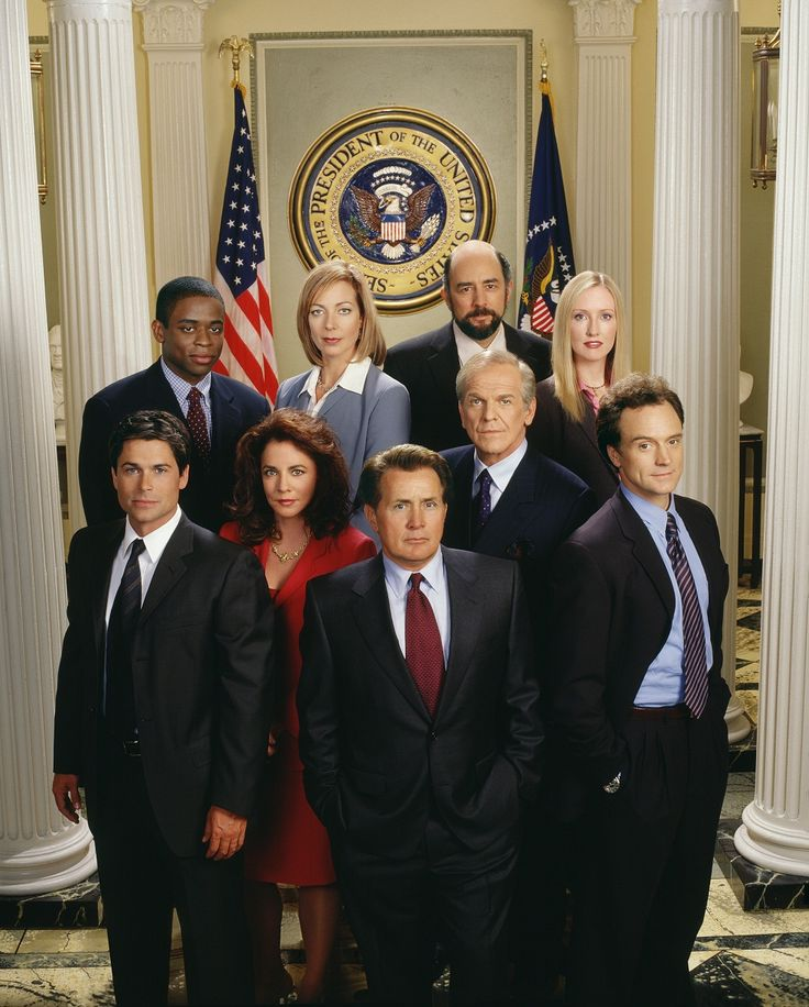 The west wing tv series nbc - The west wing ...