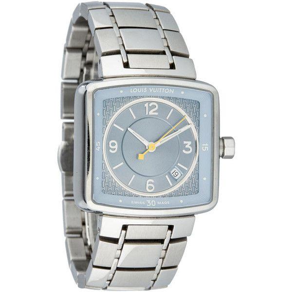 Pre-owned Louis Vuitton Lady Speedy Quartz Watch - 600 x 600  38kb  jpg