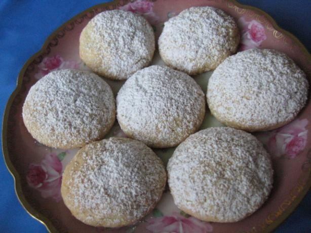 Buttermilk Cookies | Recipe