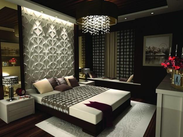Дизайн интерьера стен