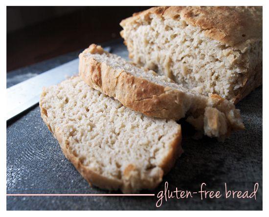 delicious homemade gluten-free bread | Gluten Free | Pinterest