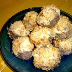 Mouth-Watering Stuffed Mushrooms | Recipe