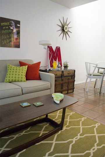 Modern Windsor Chair from West Elm via @Apartment Therapy
