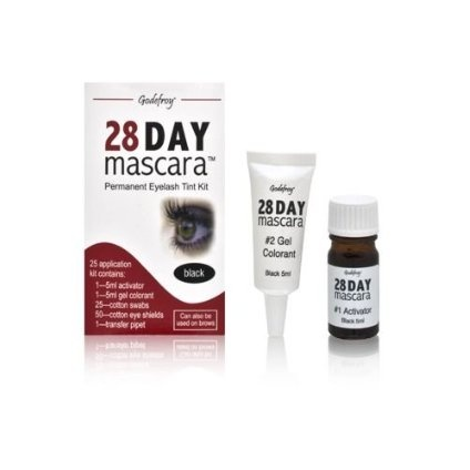 Godefroy  Mascara on Godefroy 28 Day Mascara Permanent Eyelash Tint Kit Mascara  9 45    24
