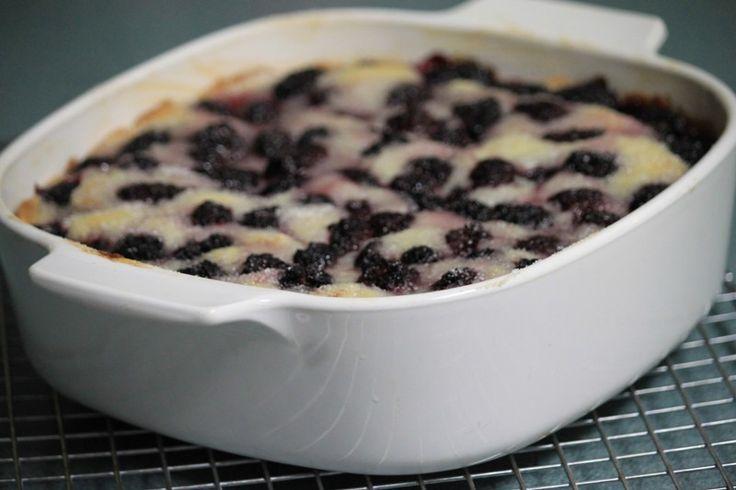 Pioneer woman s blackberry cobbler recipes pinterest