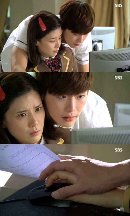 Lee Jong suk I Hear Your Voice     I am in love with this drama right    Lee Jong Suk I Hear Your Voice
