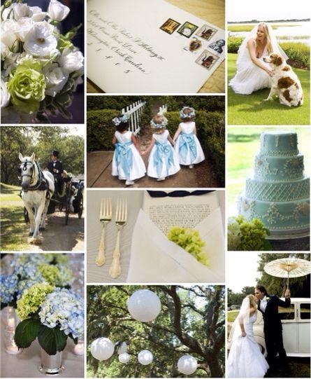 Southern Style Wedding Ideas