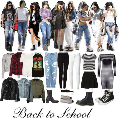 guide to Kendall and Kylie Jenner's style