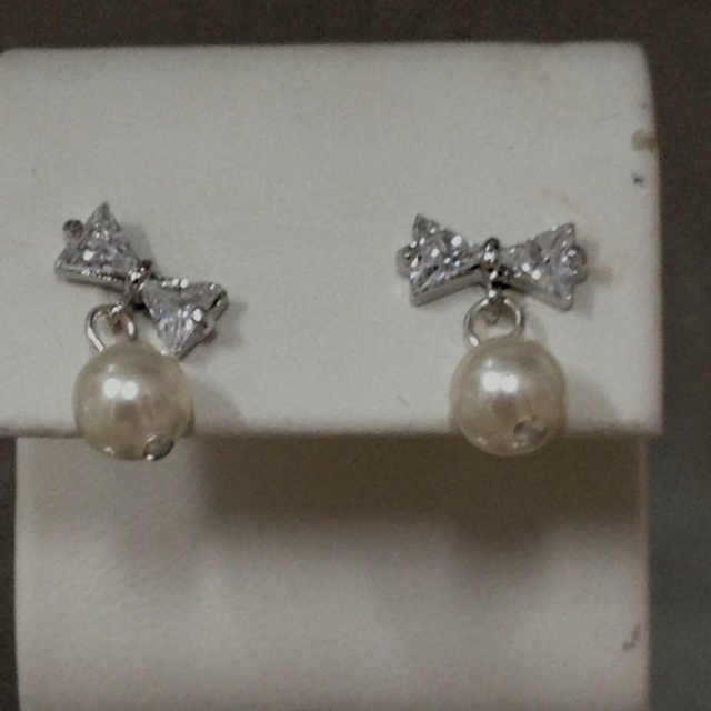 Saw these today think they might be my wedding earrings