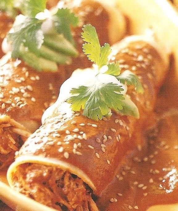 chicken enchiladas i chicken enchiladas chicken enmoladas chicken mole ...