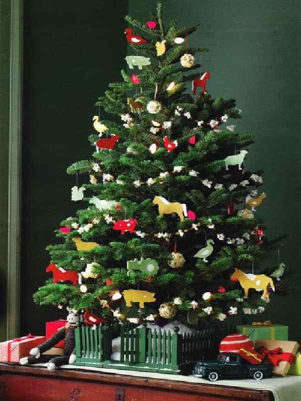 Christmas Tree Ideas For A Small Space Christmas Time