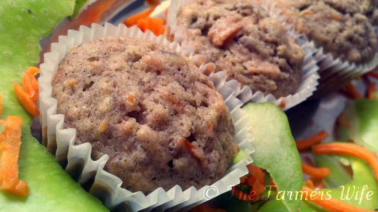 Morning Glory Muffins | Favorite Breads & Breakfasts | Pinterest