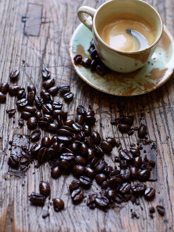 Coffee dark roast
