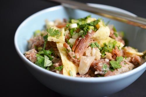 Asian Cauliflower Fried Rice | so good | Pinterest