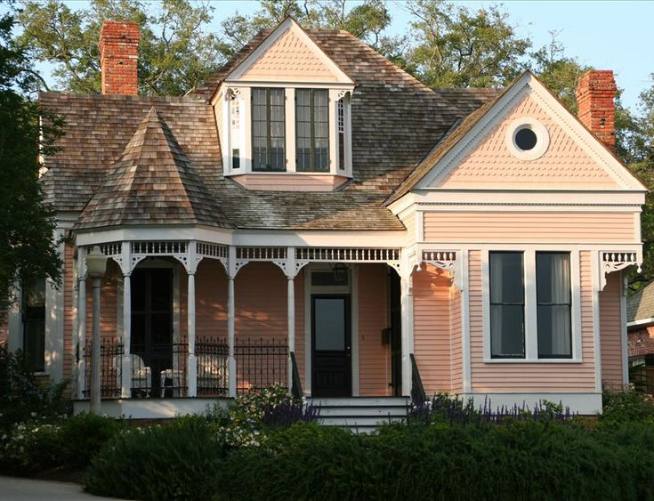 Victorian style home a girl can dream home edition pinterest - Victorian style house ...