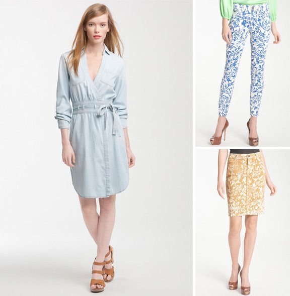DVF ♥ Current/Elliott: Now Available
