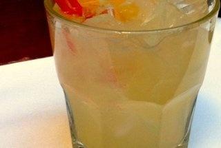 El Flor de Humo Cocktail — Recipe from Food Republic