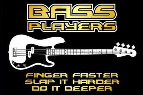 how to play bass gutitar