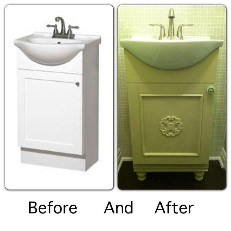 Awesome Builder Grade Vanities And Bathroom Vanities On Pinterest