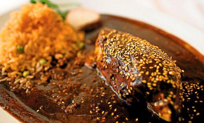 Mole Poblano - Mexicano | Recipes | Pinterest
