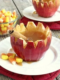Spiked Cider | ~Ѽ Ѽ Fall into Autumn ѼѼ~ | Pinterest