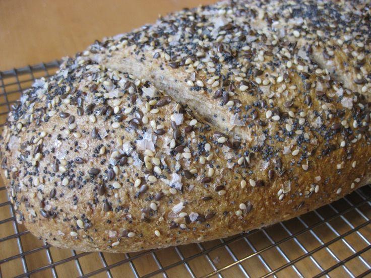 Multi-Grain Bread   Food   Pinterest