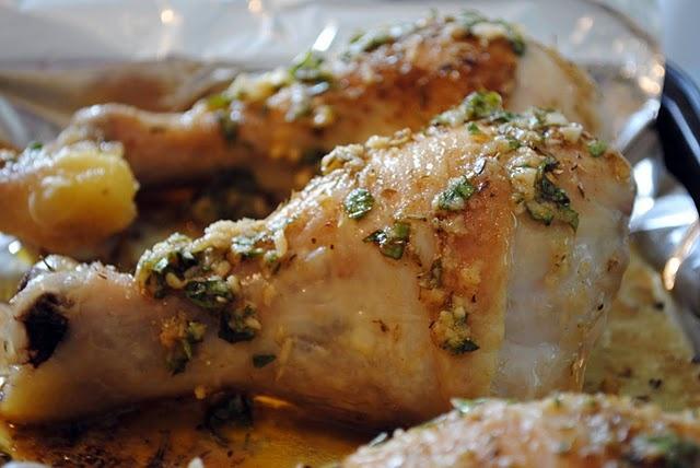Parmesan Garlic Chicken | Food | Pinterest