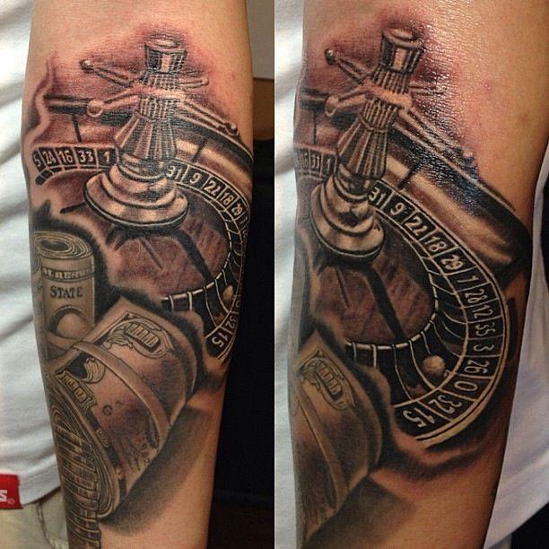 Татуировки Тему Казино