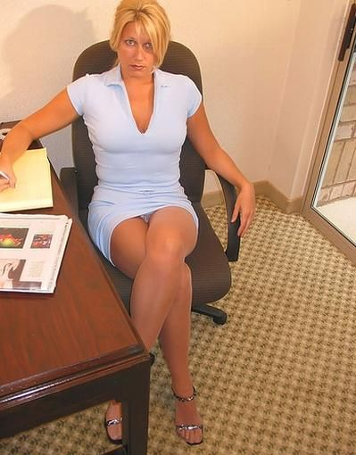 Mature tight dress