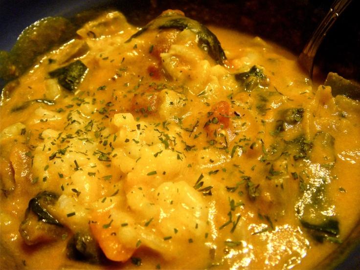 African Peanut Butter Stew | #FoodieProblems | Pinterest