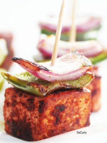 tandoori tofu | Indian Food Recipes | Pinterest