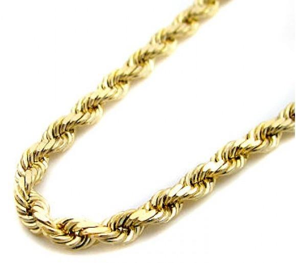 Gold chain for men 14k