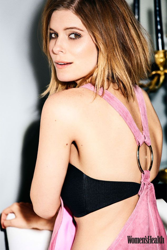 Womens Health Cover Star Kate Mara Shares How She Stays Fit, Toned, and Totally Chic—Watch the Video