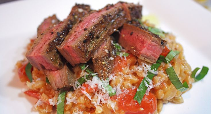 Grilled Marinated Flank Steak | Main dish | Pinterest