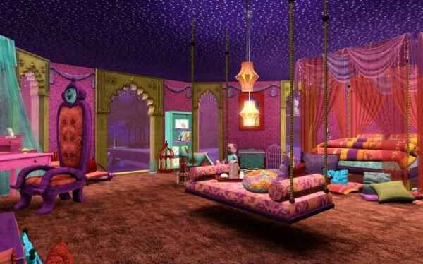 Aladdin Room AWESOME DECOR IDEAS Pinterest