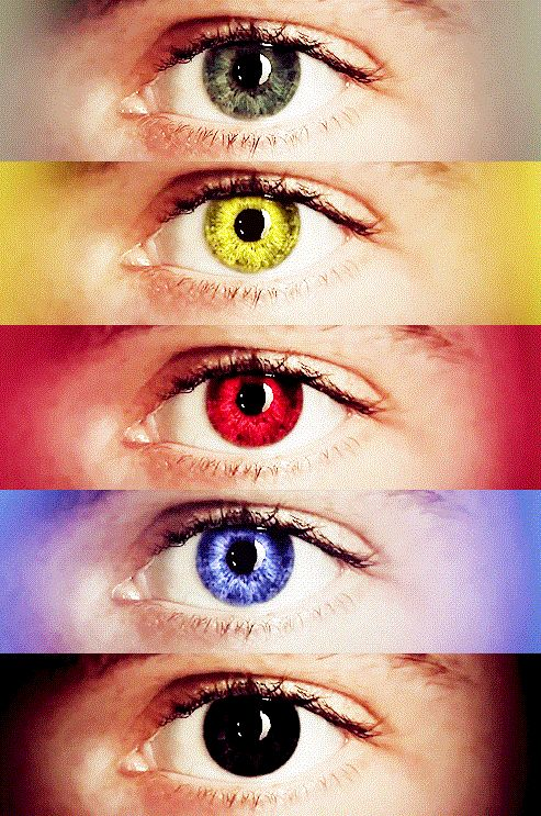 Wolf Eye Color Contacts Blue Wolf Eye C...