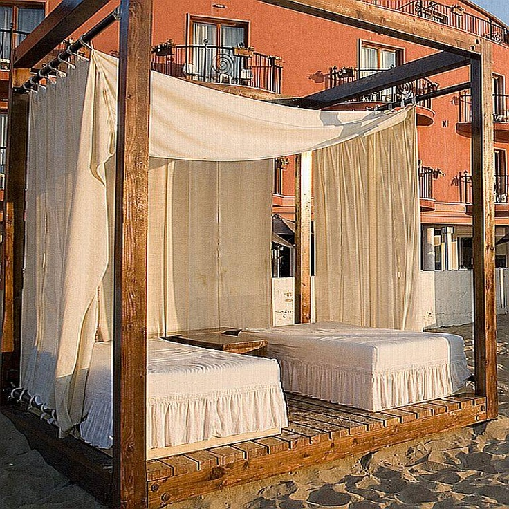 Idea For Hot Tub Privacy Curtains Hot Tub Pinterest
