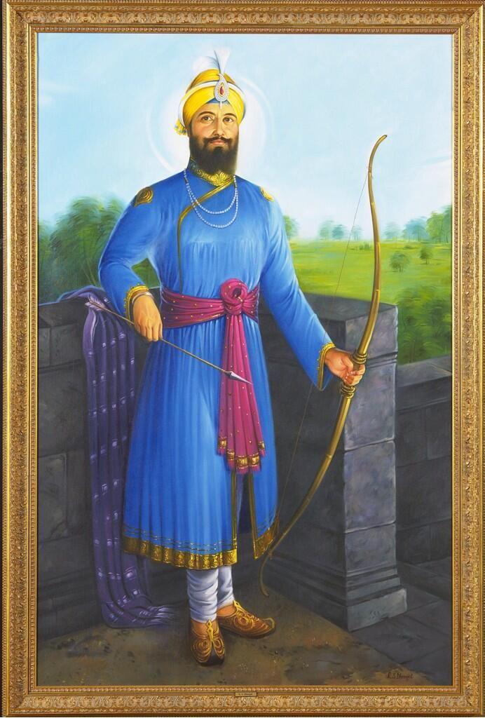 Guru Gobind Singh Ji MaharajGuru Gobind Singh Ji Sons